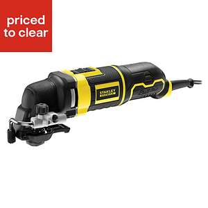 Stanley Fatmax multi tool - further reduced now £45 B&Q