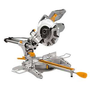 Titan TTB598MSW 210mm Single-Bevel Sliding Mitre Saw 240V for £74.99 @ Screwfix (+2 Years Guarantee)