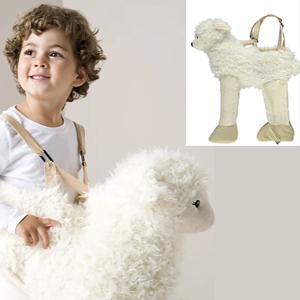 Kids Sheep Ride in Fancy Dress Costume £10 @ George - Free C&C