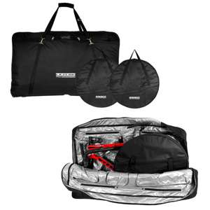 LifeLine Complete Bike and Wheel Bags + Cable Ends £40.48 w/code @ Wiggle [New accounts]