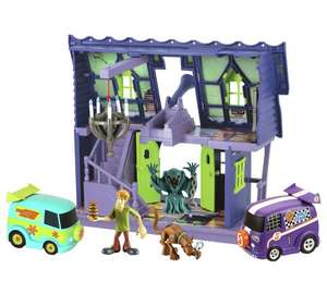 Scooby Doo Haunted Mansion Set now £12.99 C+C @ Argos