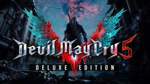Extra 25% off Devil May Cry 5 Deluxe  with code @ Fanatical