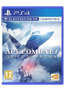 Ace Combat 7: Skies Unknown (PS4 / PSVR) £36.85 Delivered @ Base