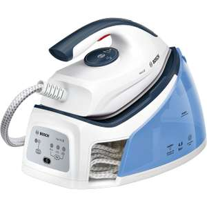 Bosch TDS2140GB Pressurised Steam Generator Iron - White / Blue £85 ao.com