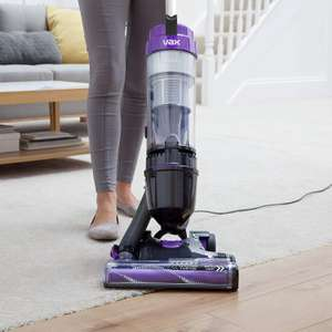 VAX Mach Air UCA1GEV1 Upright Bagless Vacuum Cleaner - £40.97 @ Currys (+2 Years Guarantee +Other Vacuums Deals)