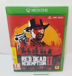 RED DEAD REDEMPTION 2 XBOX ONE - PRE OWNED - £20.00 + £2.00 Delivery @ Cash Converters
