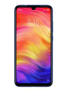 Xiaomi Redmi Note 7 4GB/64GB Dual sim - Blue & Black £173.99 @ Eglobal