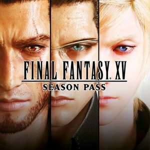 Final Fantasy XV Season Pass - £5.99 on PSN