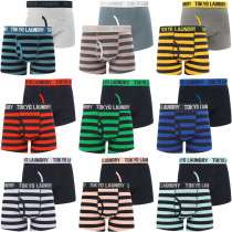 6 pairs of mens boxer shorts or 9 pairs of women's knickers £20 delivered with code @ Tokyo Laundry