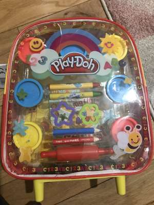 Play Doh Activity trolley reduced to £3.75 in Boots