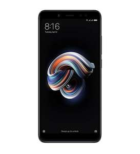 64GB Global Version Xiaomi Redmi Note 5 Black + 2 Years Warranty £184.89 @ Amazon