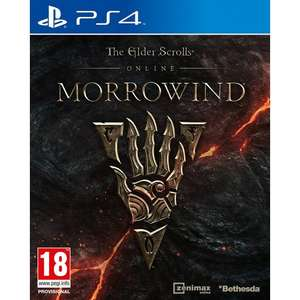 The Elder Scrolls Online Morrowind - PS4 - £4.95 Delivered @ The Game Collection