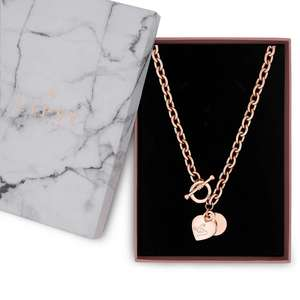 Lipsy - Heart Charm Gift Necklace - £4.50 @ Debenhams (Was £15) C&C + Free £5 Voucher With Code SH3J or Free Home Delivery With Code SH4J