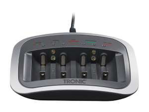 Tronic Battery Charger £7.99 @ Lidl