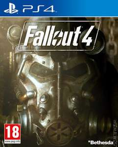 Fallout 4 -PS4- (pre-owned) £3.14 Delivered @ MusicMagpie