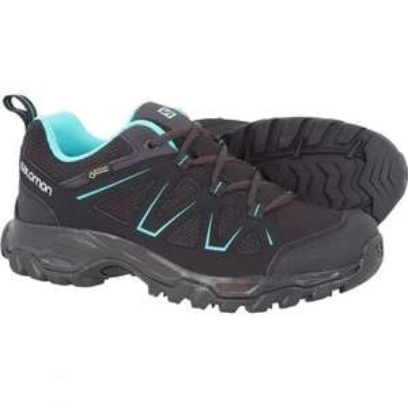 Salomon Womens Tibai GTX GoreTex Low Shoe, £48 with code at Cotswold Outdoor