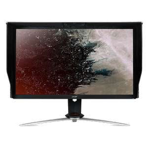 """Acer XV3   XV273K 27"""" IPS 4K 144hz G-Sync Compatible HDR Monitor, extended warranty + potential 10% TCB £781.98 @ Acer"""