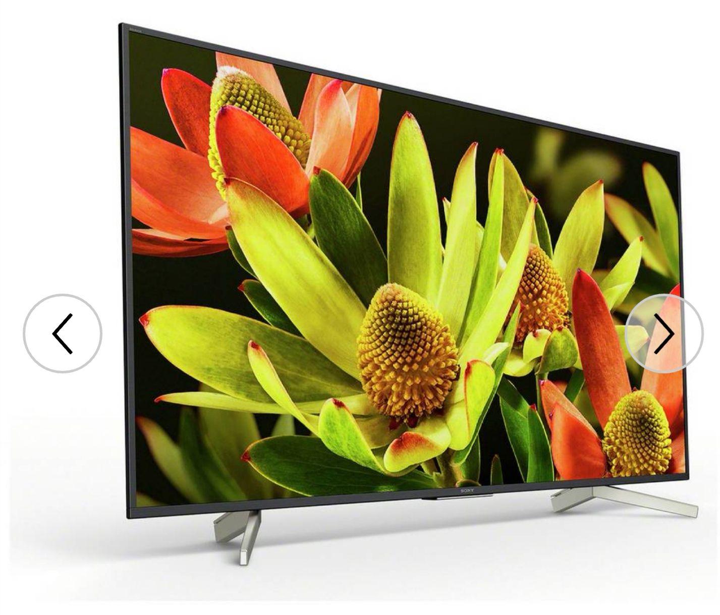 Sony 60 inch KD60XF8305BU 4K Ultra HD, HDR. £799 @ Argos (Same TV £1217 at Amazon)
