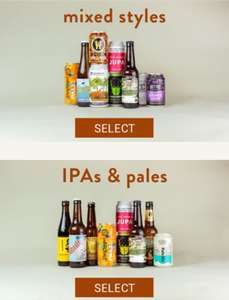 Get 9 FREE Honest Brew Beers (IPA & Pales/Mixed Styles) - just pay £4.99 delivery @ Honest Brew