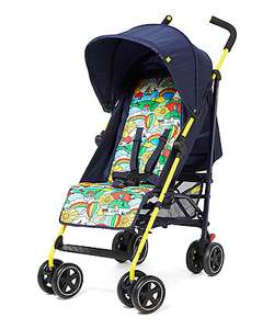 Nanu Little Bird by Jools Oliver pushchair from birth with rain cover + shopping basket was £59 now £39 free c&c @ Mothercare