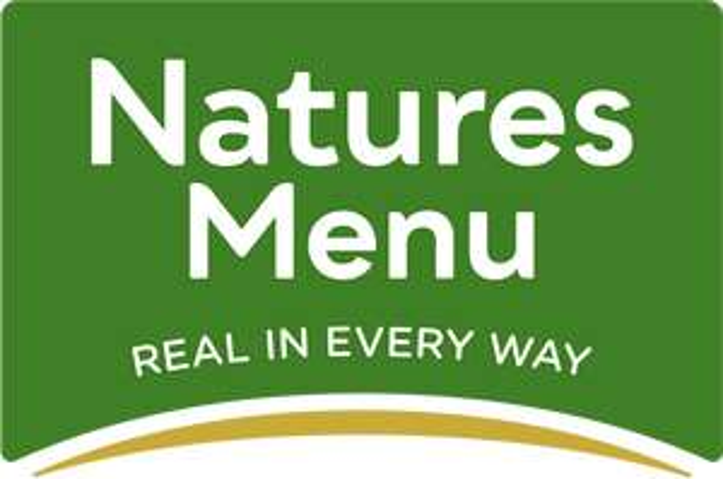 Free trial - £27 worth of Natures Menu Raw dog food