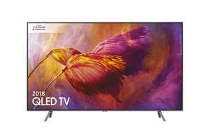Samsung QE65Q8DN 65 inch 4K Ultra HD Premium HDR 1500 Smart QLED TV £1699 with code at Richer Sounds