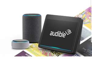 FREE selected Audible book read to you by Alexa - now live