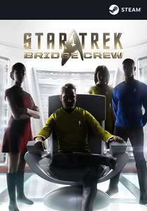 Star Trek: Bridge Crew VR (Steam) £8.50 @ GamePlanet