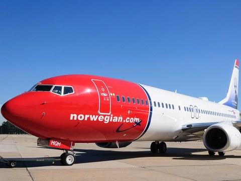 Return direct flight to Rio de Janeiro £340 (March - June & September - December departures) @ Norweigan