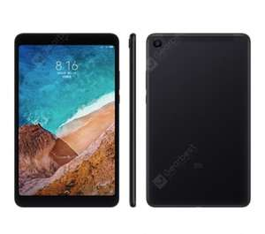 """Xiaomi Mi Pad 4 8"""" Android 4G Tablet 4GB + 64GB - Black LTE (£162 W/Fee Free Card - £169.26 Without) @ Gearbest"""