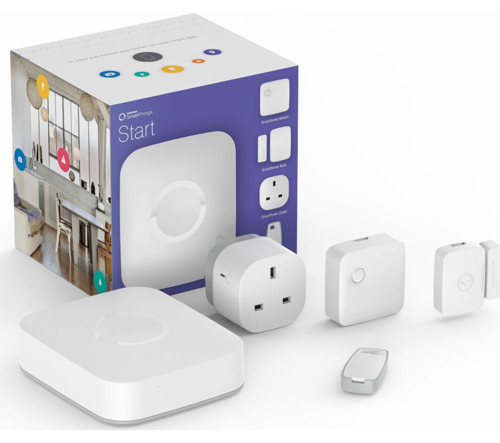 Samsung SmartThings Starter Kit (v2) - £99.07 @ Amazon