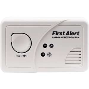 First Alert Carbon Monoxide Alarm CO-FA-9B Battery operated (batteries included) - £9.98 @ Toolstation