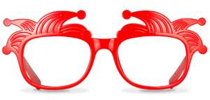 Red Nose Day Glasses Just £2 @ Specsavers