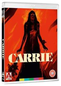 Carrie (1976 version) Blu-ray £5 (+£0.85 postage) @ Arrow Films