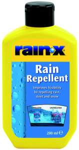 Rain-X rain repellent, reduced to £1.50 (was £5.00) at Asda instore