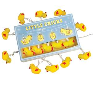 Rex London Sale items from 10p examples Little Chick Lights £1.99 @ Rex London p&p options from £2.95