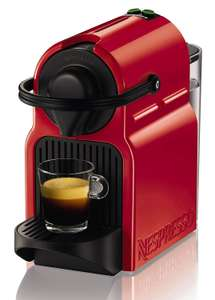 Nespresso Inissia XN1005 by Krups from Amazon.it (Italy) in Red or Black - £58.22 Delivered