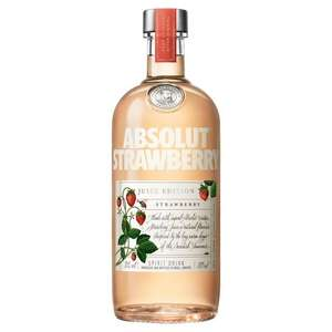 Absolut Vodka Strawberry Juice Edition at Morrisons for £13