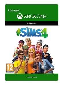 The SIMS 4 Xbox One - Full Game (Digital) Download Code £7 @ Amazon