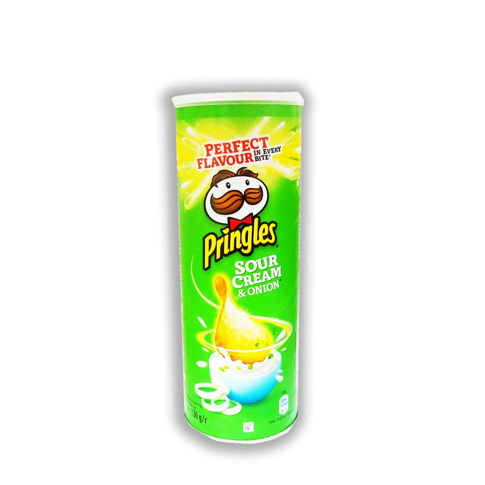 Pringles (Various Flavours) - 25p Instore @ Tesco