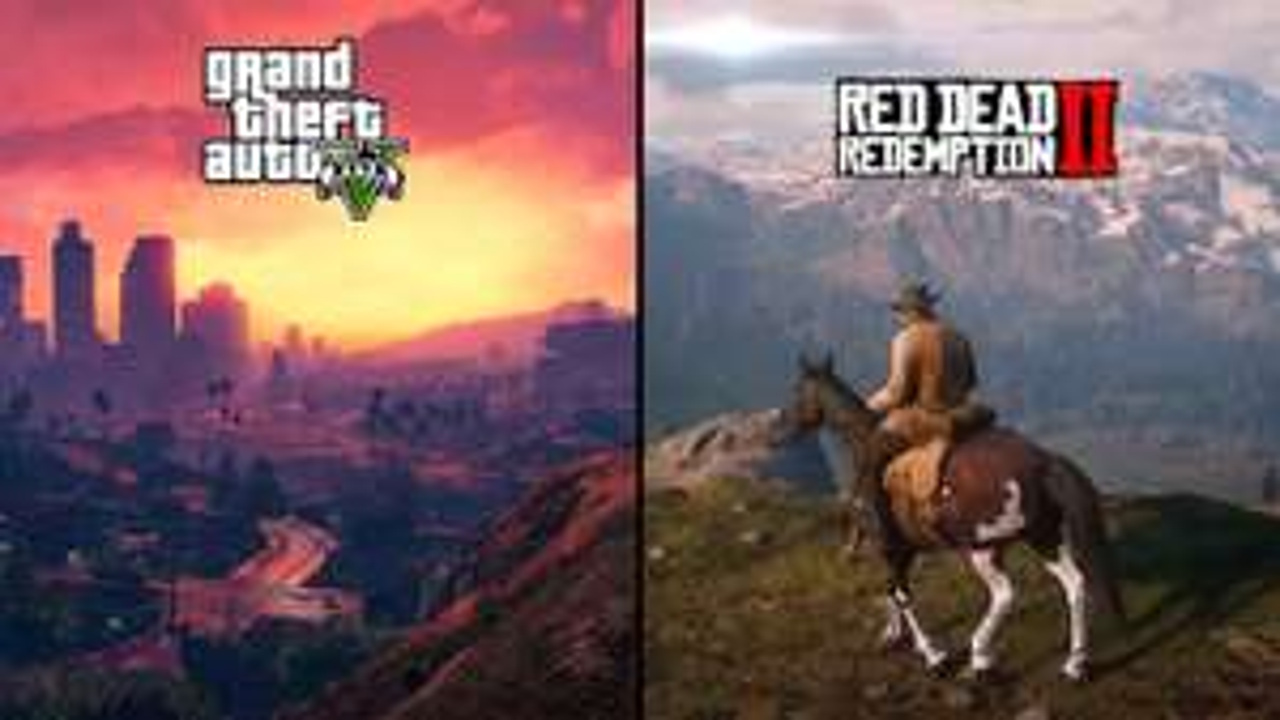 Free $500,000 in GTA V and 10 Gold Bars in RDR2 @ Rockstar Games