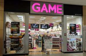 25% extra credit in-store @ GAME when you trade in games & buy anything else using that credit in the same transaction