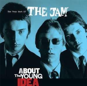 The Jam - triple vinyl. About the young idea. Was £29.99 now £13.49 (£14.99 without email signup) with £3.56 delivery