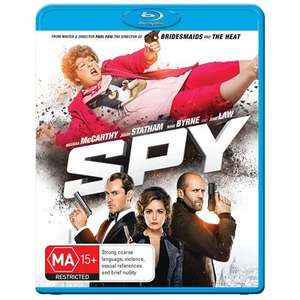 Spy Blu Ray - £1.99 instore @ Yorkshire Trading Co.