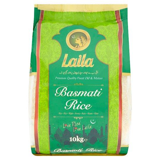 10 KG Laila Basmati Rice - £10 + Free C&C @ ASDA