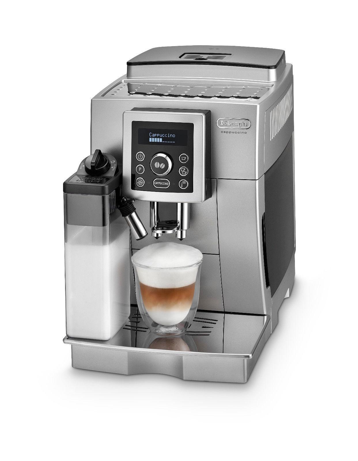 Refurbished De'Longhi ECAM23.460.S Bean to Cup Coffee Machine with  GTEE £290 @ Delonghi eBay