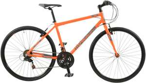 Falcon Monza Men's Rigid Alloy Lightweight Hybrid Bike for £137.88 delivered with code @ Halfords
