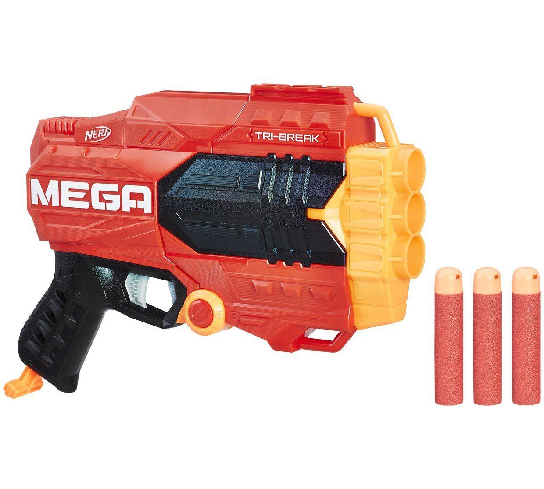 Nerf N-Strike Mega Tri-Break £9.99 @ Argos