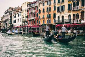 Return flights from London Southend to Venice from £19 pp via SkyScanner