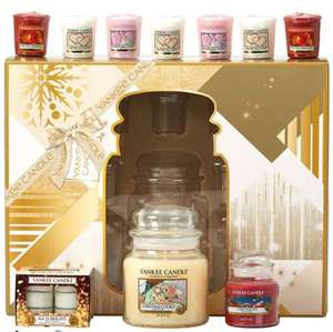 Yankee Candle Christmas Collection - £20 @ Boots (Free C&C)